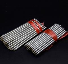 07建筑装潢瓷砖划针。划线针、单双头划针大中小号多款划针 一捆50支 小号