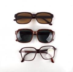 劳保安全防护眼镜电焊眼镜防紫外线防飞溅护目镜 防护眼镜 茶色