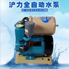 沪力全自动水泵  卧式高扬程 单吸清水泵 大流量 电动离心泵 沪力125全自动